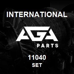11040 International SET   AGA Parts