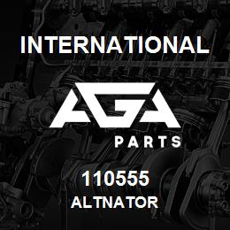 110555 International ALTNATOR | AGA Parts