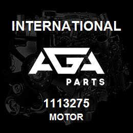 1113275 International MOTOR | AGA Parts