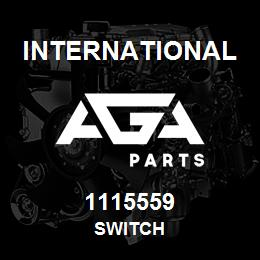 1115559 International SWITCH | AGA Parts