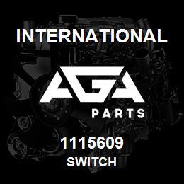 1115609 International SWITCH | AGA Parts