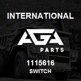 1115616 International SWITCH | AGA Parts