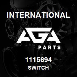 1115694 International SWITCH | AGA Parts