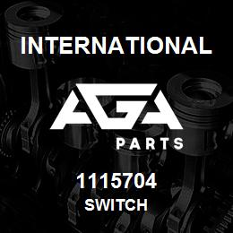 1115704 International SWITCH | AGA Parts