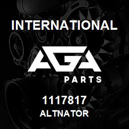 1117817 International ALTNATOR | AGA Parts