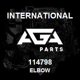 114798 International ELBOW | AGA Parts