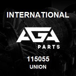 115055 International UNION | AGA Parts