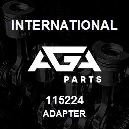 115224 International ADAPTER | AGA Parts