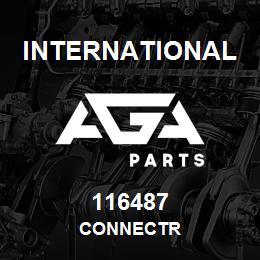116487 International CONNECTR | AGA Parts