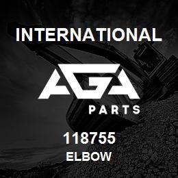 118755 International ELBOW | AGA Parts