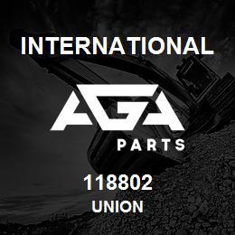 118802 International UNION | AGA Parts
