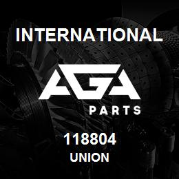 118804 International UNION | AGA Parts