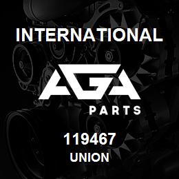 119467 International UNION | AGA Parts