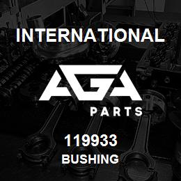119933 International BUSHING | AGA Parts