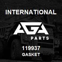 119937 International GASKET | AGA Parts