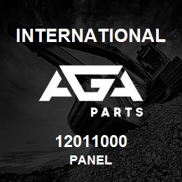 12011000 International PANEL   AGA Parts