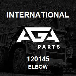 120145 International ELBOW | AGA Parts