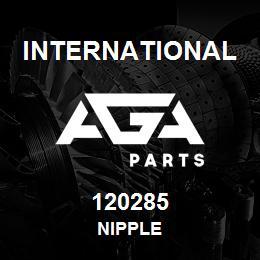 120285 International NIPPLE | AGA Parts