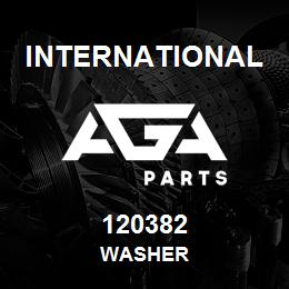 120382 International WASHER | AGA Parts