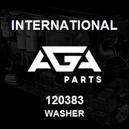 120383 International WASHER | AGA Parts