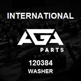 120384 International WASHER | AGA Parts