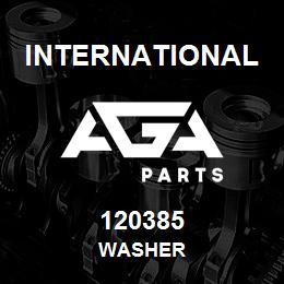 120385 International WASHER | AGA Parts