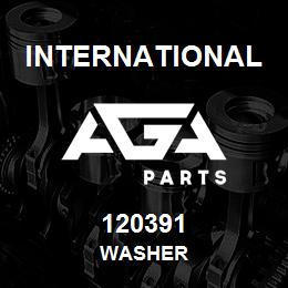 120391 International WASHER | AGA Parts