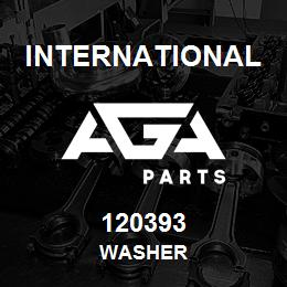 120393 International WASHER | AGA Parts