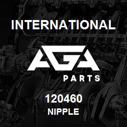 120460 International NIPPLE | AGA Parts