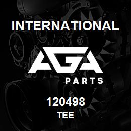 120498 International TEE | AGA Parts