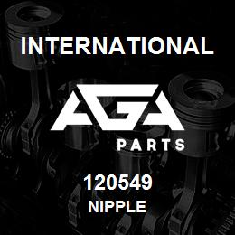 120549 International NIPPLE | AGA Parts
