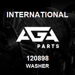 120898 International WASHER | AGA Parts