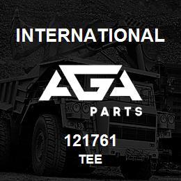 121761 International TEE | AGA Parts