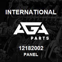 12182002 International PANEL | AGA Parts