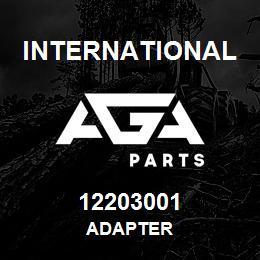 12203001 International ADAPTER | AGA Parts