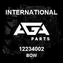 12234002 International BOW   AGA Parts