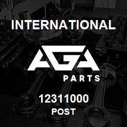 12311000 International POST | AGA Parts