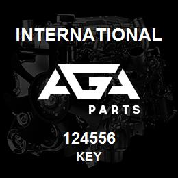 124556 International KEY | AGA Parts
