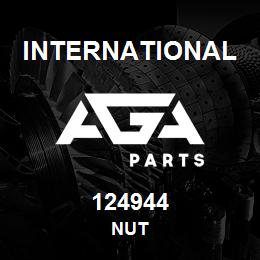 124944 International NUT | AGA Parts