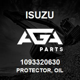 1093320630 Isuzu PROTECTOR, OIL | AGA Parts