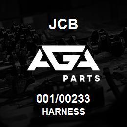 001/00233 JCB Harness