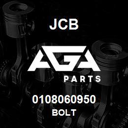 0108060950 JCB Bolt