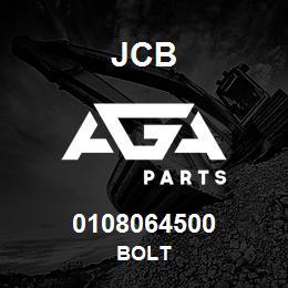0108064500 JCB Bolt