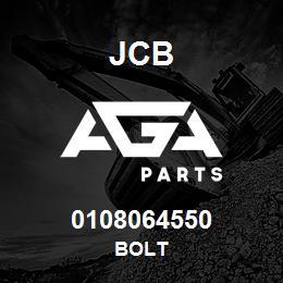 0108064550 JCB Bolt