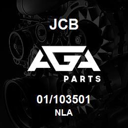 01/103501 JCB NLA