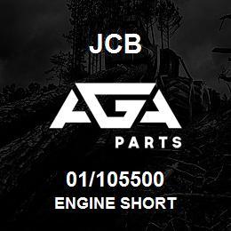 01/105500 JCB ENGINE SHORT