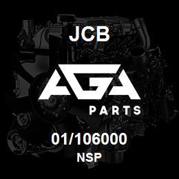 01/106000 JCB NSP