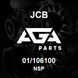 01/106100 JCB NSP | AGA Parts