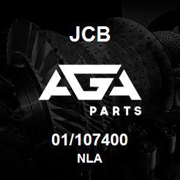 01/107400 JCB NLA