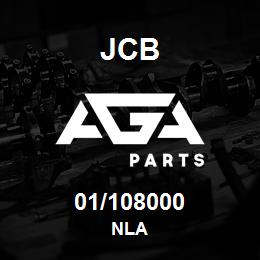 01/108000 JCB NLA | AGA Parts